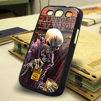 Avenged Sevenfold All Exces for Samsung Galaxy S3 / SIII Fitted Case Cover