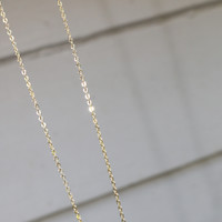 These Little Wonders Stone Bar Necklaces