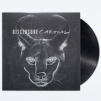 Disclosure: Caracal Vinyl Record - Urban Outfitters
