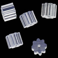 New Clear Rubber Bullet Clutch Earring Safety Backs (100PCS) 3C