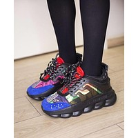 Versace Leisure sports shoes-11