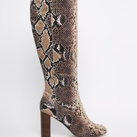 ASOS COME ON THEN Knee High Boots
