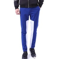 Men's Fashion Summer Stretch Slim Casual Pants [6543699651]