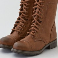 AEO Women's Lace-up Hammer Boot