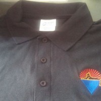 """Grateful Dead Jerry Garcia Band """"Cats Down Under the Stars"""" Polo Shirts"""
