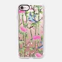 Bamboo, Birds and Blossoms 2 iPhone 7 Case by Micklyn Le Feuvre | Casetify