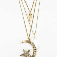 In The Stars Pendant Necklace