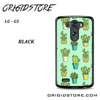 Cactus For LG G3 Case UY