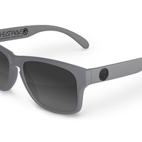 Cruiser Sunglasses: Steel Gray