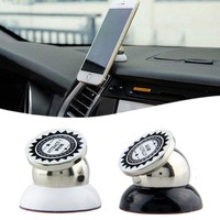 Universal 360 Degrees Car Phone Holder Magnetic Air Vent Mount Cell Phone Car Mobile Phone Holder Stand Mobile Phone Accessories