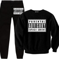 Parental Advisory Tracksuit