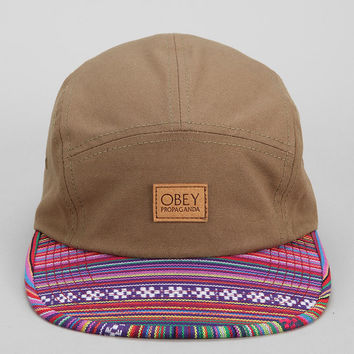 Urban Outfitters - OBEY Monterrico 5-Panel Hat
