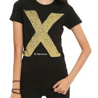 Ed Sheeran X Cats Girls T-Shirt