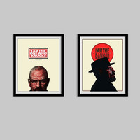 Breaking Bad Quotes - 2-11x14 Posters - breaking bad, heisenberg, walter white, typography, quotes