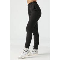 JOAH BROWN Black Empire Jogger