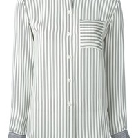 Theory striped shirt