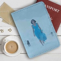 Out Of The Woods by Taylor Swift Leather Passport Wallet Case Cover