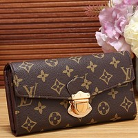 Louis Vuitton LV  Women Fashion Pattern Leather Hand Bag Purse Bag