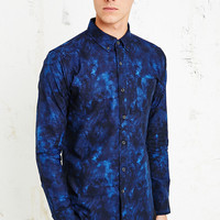 """L'Homme Rouge """"Deep Ocean"""" Oxford-Hemd - Urban Outfitters"""