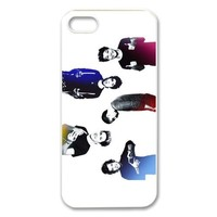 Popular Music Band One Direction iPhone 5/5S Case Hard Durable iPhone 5/5S Case