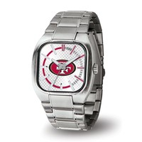San Francisco 49ers NFL Turbo Series Men's Watch