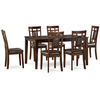 Delran 7-Piece Dining Room Furniture Set