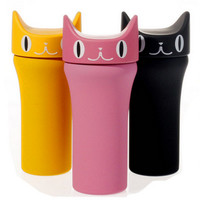 Cat Ears Water Bottle