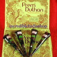 Henna cones,Herbal mehendi Natural , Prem Dulhan Mehendi Cones,Tattoo, Body Arts,Fresh Stock!! temporary body art ,exclusively for wedding!