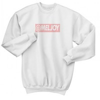 Mel Joy Ultimate Crewneck Sweater - Mel Joy - Brands