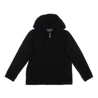 Karen Scott Womens Fleece Solid Hoodie