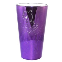 16oz OFFICIAL Pokemon Mewtwo Blue Pint Glass Novelty GIFT