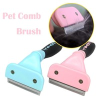 Professional Cats Brush Hair Remover Comb