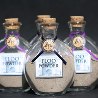 Harry Potters Wizards FLOO POWDER Great Small by wizardsandmuggles