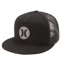 Hurley Block Party Reflective Trucker Hat - Mens Backpack - Bl