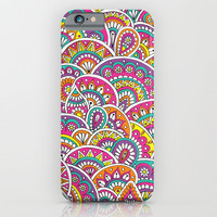 Exuberance iPhone & iPod Case by Sarah Oelerich