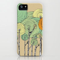Fall iPhone & iPod Case by Chris Gregori