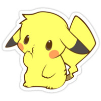 Cute Pikachu - Pokemon #25