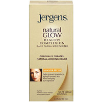 Natural Glow Healthy Complexion Daily Facial Moisturizer