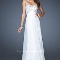 La Femme 18847 | La Femme Fashion 2014 - La Femme Prom Dresses - Dancing with the Stars