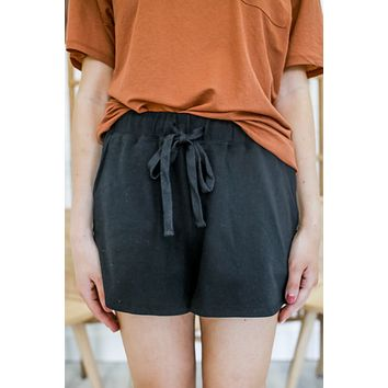 A Night In Shorts - Black