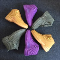 Air Jordan 12 Retro High Frequency Sneaker Shoe 41-47