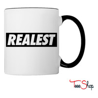 Realest Coffee & Tea Mug