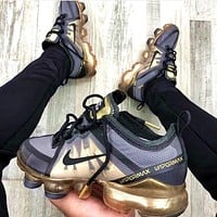 Nike Air Vapormax 2019 Atmospheric pad running shoes