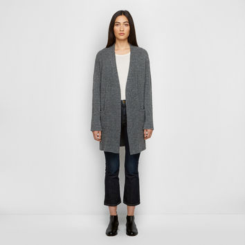 Sweater Coat - Grey