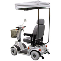 Sun Shade for CTM Scooters SSCTM - CTM Homecare Canopies   TopMobility.com