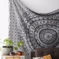 Elephant Hippie Tapestry