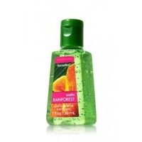 Bath and Body Works Anti-bacterial Pocketbac Sanitizing Hand Gel Exotic Rainforest