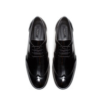 BLUCHER WITH LACES