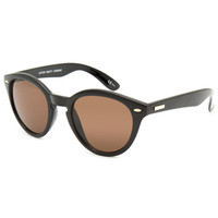 Mink Pink After Party Sunglasses Black One Size For Women 25383410001