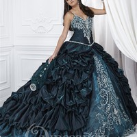 Quinceanera Collection 26725 by House of Wu | Quinceanera Dresses | Quince Dresses | Dama Dresses | GownGarden.com